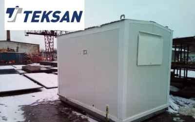 Аренда дизельного генератора 100 кВт в контейнере - Ханты-Мансийск