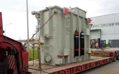 Перевозки негабаритных грузов,Услуги и заказ тралов - Сургут
