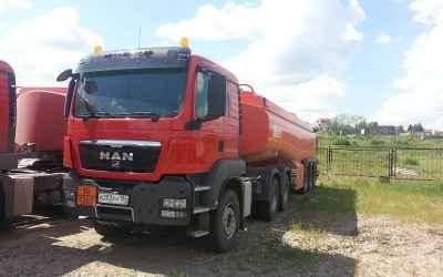 Транспортные Доставка топлива цистерной бензовозом - Сургут