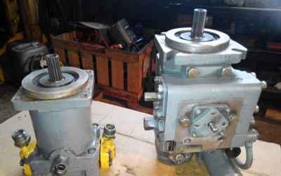 Ремонт гидронасосов,моторов (мкрн), для мксм 800 оказываем услуги, компании по ремонту