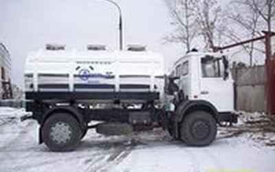 Привезем воду водовозкой - Нижневартовск, цены, предложения специалистов