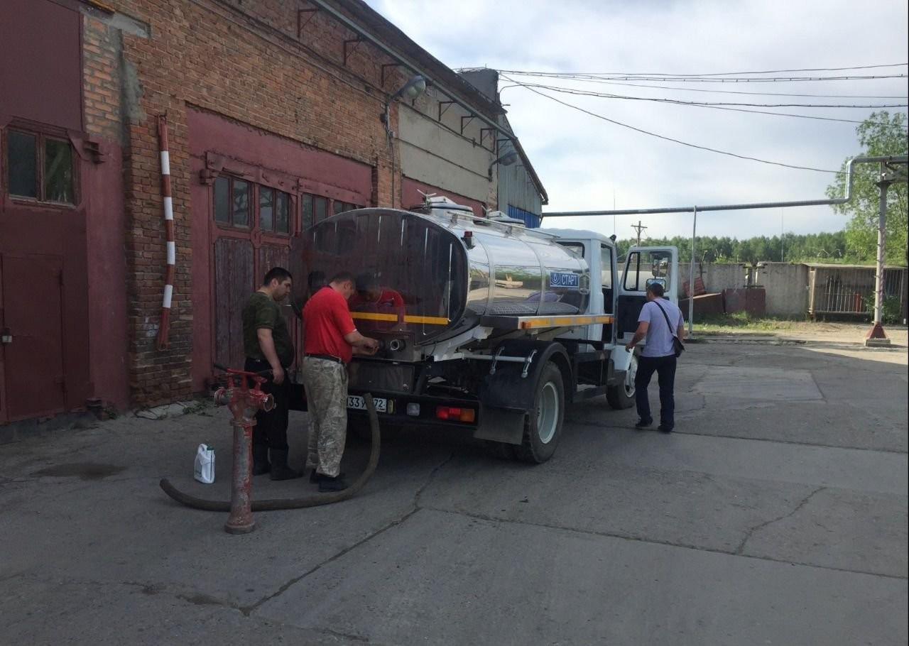 Привезем воду водовозом - Тюмень, цены, предложения специалистов